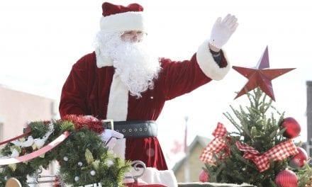 Tree lighting and Santa kick-off holiday season