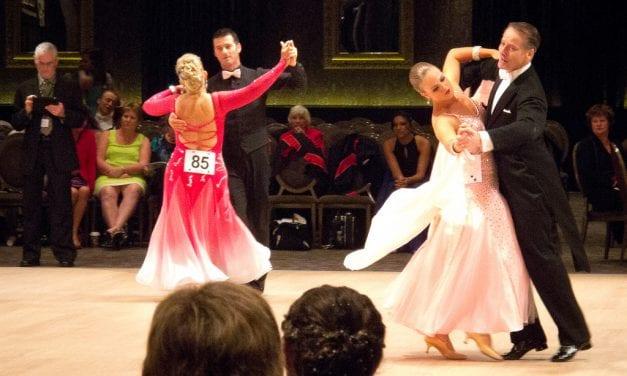 Toronto Winter Ball to highlight art and sport of ballroom dancing