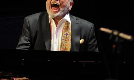 Jazz legend Eddie Palmieri brings his Salsa and Latin sounds
