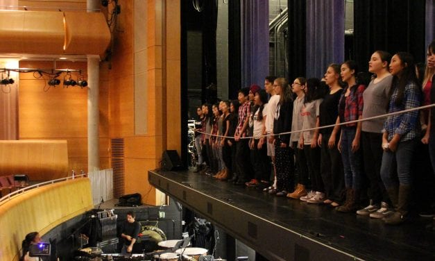 Students to present Sondheim fairy tale musical