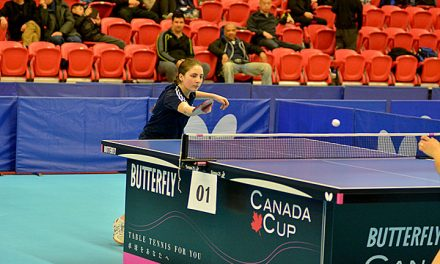 Canada's top table tennis athletes to compete in Markham