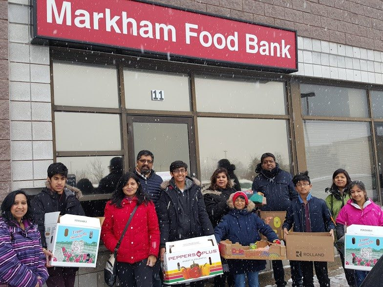 Food drive offers support to Markham Food Bank