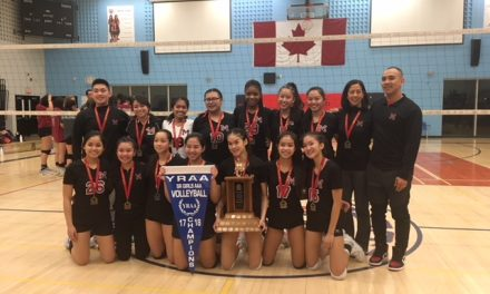 McGivney volleyball makes Magic