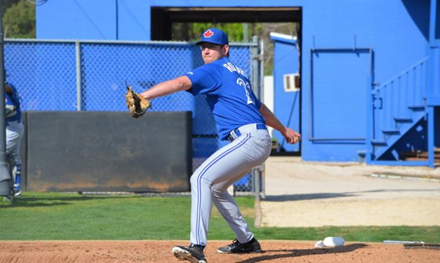 Romano looks to move up in the ranks