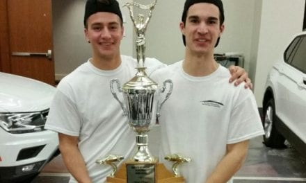 For second year in a row, St. Brother Andre Catholic High School students top TADA skills competition