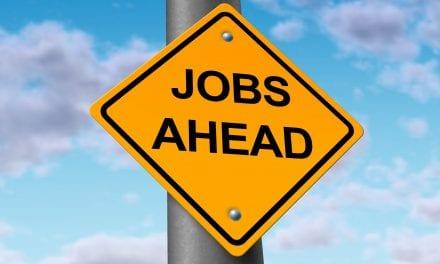 Employment up 3.3 per cent