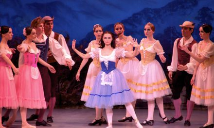 Moscow Festival Ballet coming to the Flato