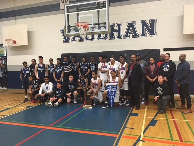 Knights slay once, fall twice at OFSAA