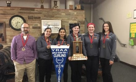 Cardinals connect for curling crown