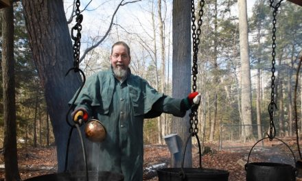 Tap into spring at the Sugarbush Maple Syrup Festival