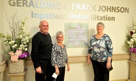 MSH celebrates lasting legacy of Geraldine Johnson