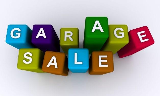 National Garage Sale for Shelter