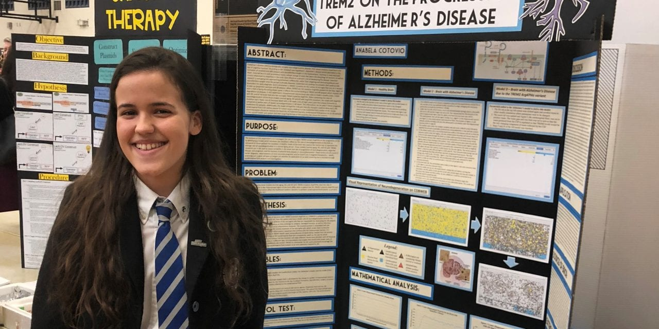 Young talent showcased at latest science and technology fair