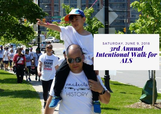 Walk to help ALS become a treatable disease