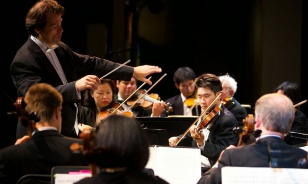 Kindred Spirits Orchestra masterworks concert at the Flato