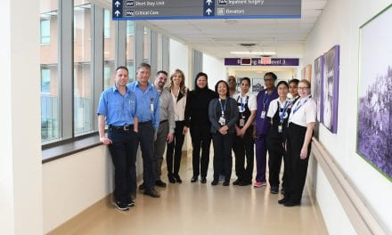 Markham Stouffville Hospital focused on green culture