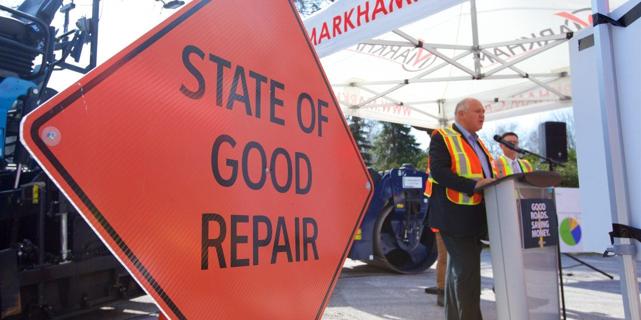 Markham revels in another difference from Toronto