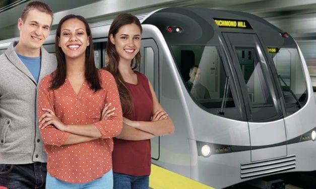 Premier commits to York Region subway