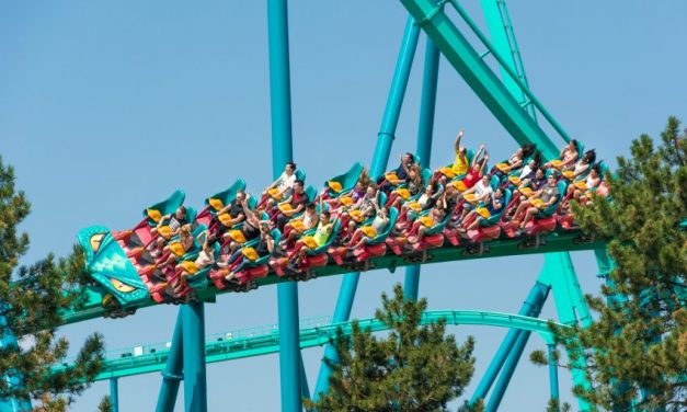 Canada's Wonderland opens with two new attractions