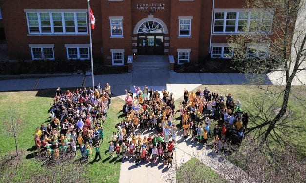 Summitview Public School celebrating 100 years