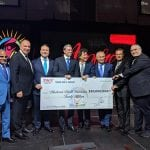 De Gasperis and Kohn families donate $20 million for new hospital