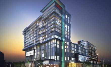 New Toronto Marriott Markham Hotel officially opens