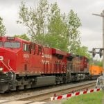 Rail sense can save lives