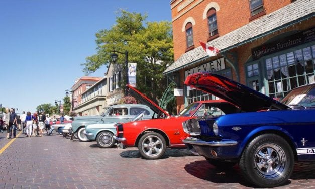 Get motoring for this year's Markham Auto Classic