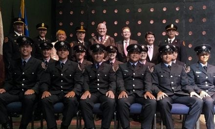 Markham Fire and Emergency Services welcome new recruits
