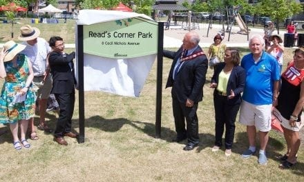 Read's Corner pays tribute to city's farming history