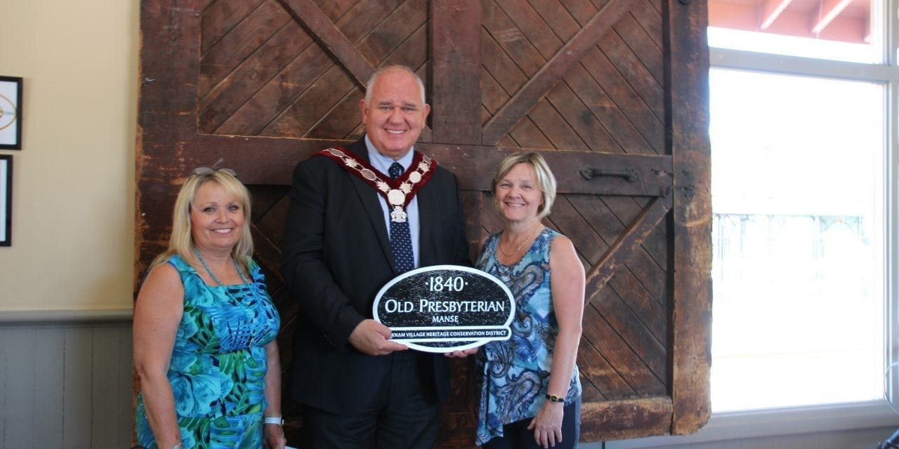 Markham Village Conservancy honours families and history