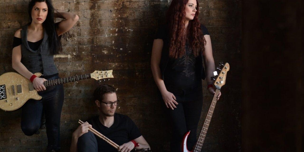 Award-winning rock trio take the stage at Markham's Night It Up!