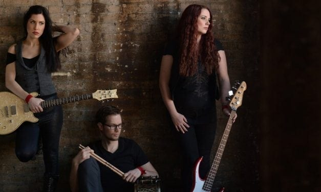 Award-winning rock trio take the stage at Markham's Night It Up!