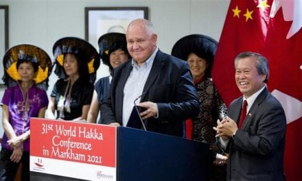 Markham to host 31st World Hakka Conference