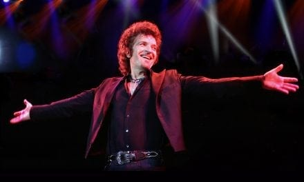 Gino Vannelli doesn't wanna stop