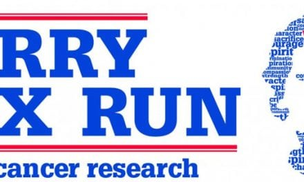 Run keeps Terry Fox name and dream alive