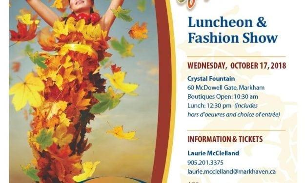 Colours of Autumn fundraiser