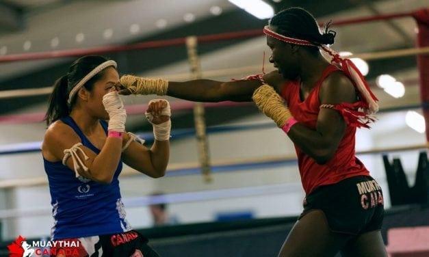Culture and combat combine in Muay Thai championship