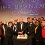 Flato Markham Theatre hands out the hardware