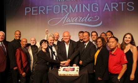 Theatre showcases Performing Arts Awards winners