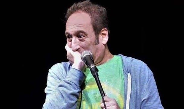 Canada's most miserable comic, Jeremy Hotz, coming to Markham