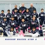 Local hockey team raising money for cancer