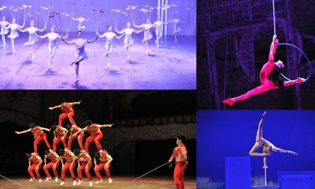 New Chinese Acrobats come to Markham