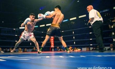 Wu Lin Feng brings cultural exchange … through fighting