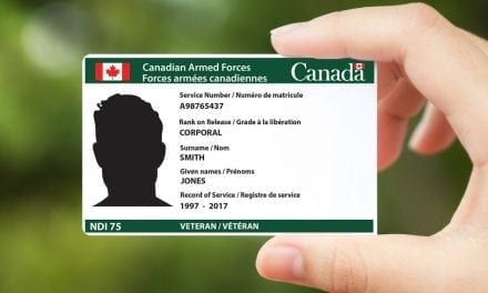 New Veteran's Service Card introduced