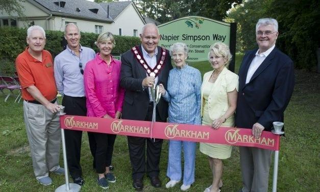 Napier Simpson Pathway opens
