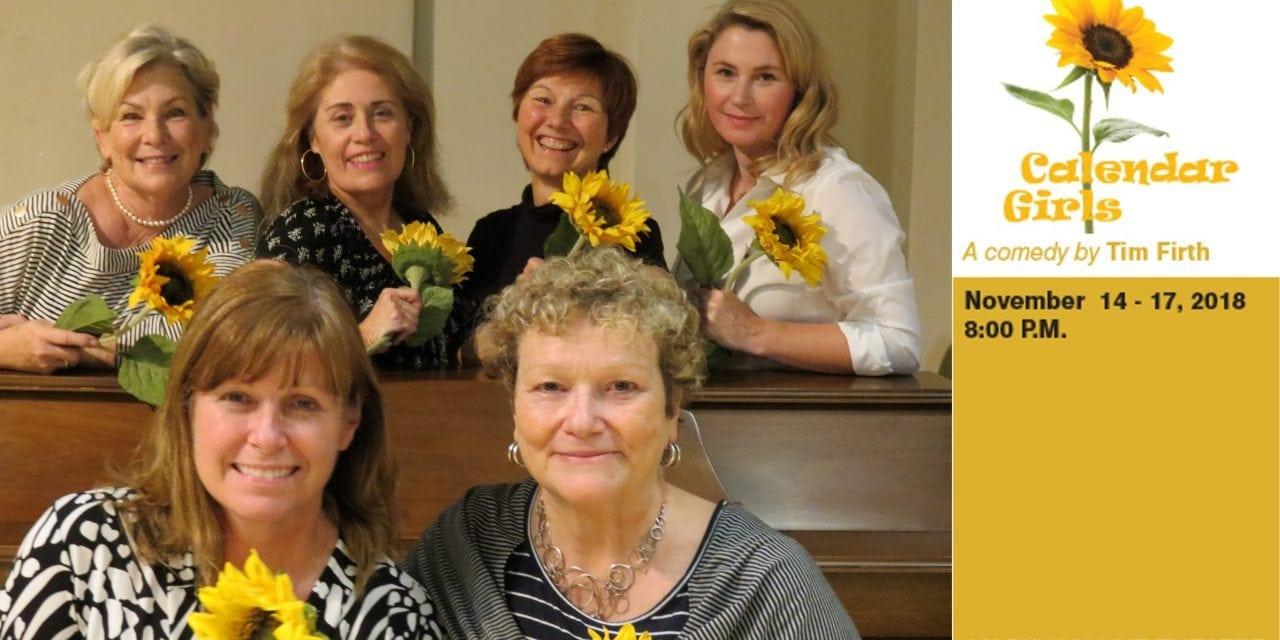 Markham Little Theatre presents Calendar Girls