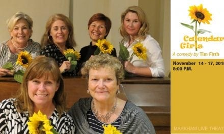 Markham Little Theatre presents Calendar Girls