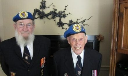 Markham veterans talk about their experiences