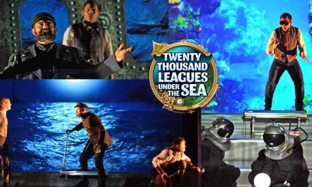 20,000 Leagues at the Flato Markham Theatre